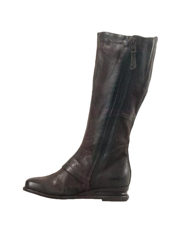 1b26566c766 Miz Mooz Bennett Leather Boot Shoes (Women)
