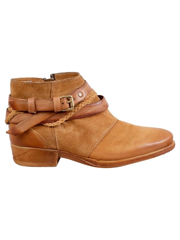 Womens Boots miz mooz danita brandy zq8w22b7