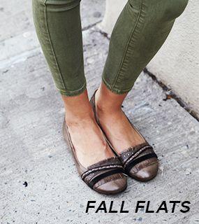 Miz Mooz Fall Flats