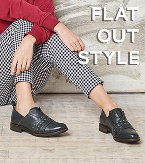 Flat Out Style
