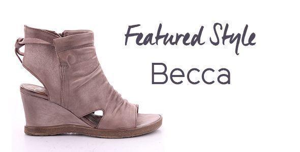Miz Mooz Featured style Becca