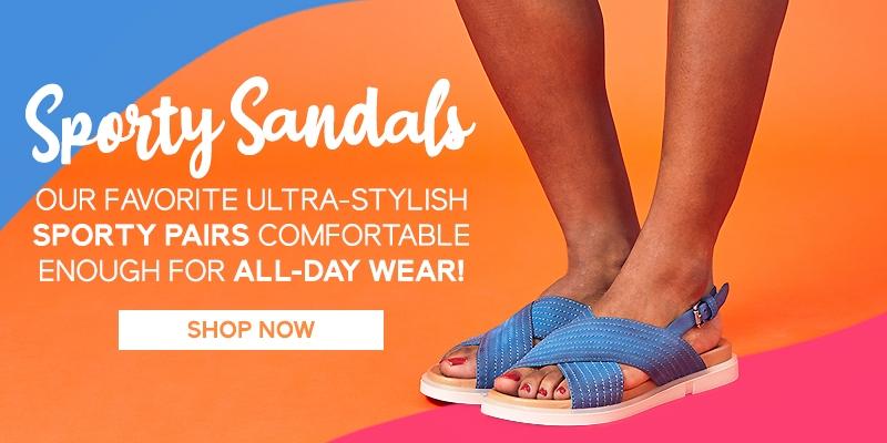 Miz Mooz Sporty Sandals