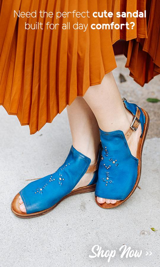 Miz Mooz Women Sandals