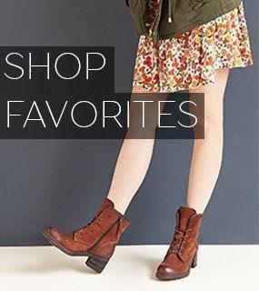 Miz Mooz favorites shoes