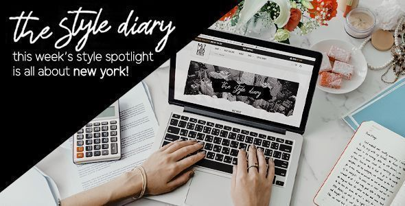Miz Mooz Style Diary