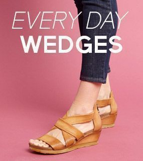 Everyday Wedges
