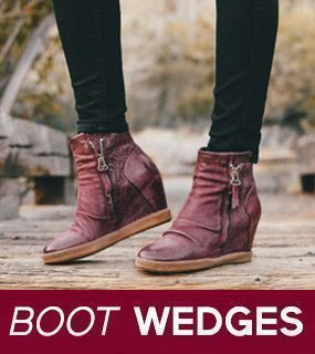 Boot Wedges