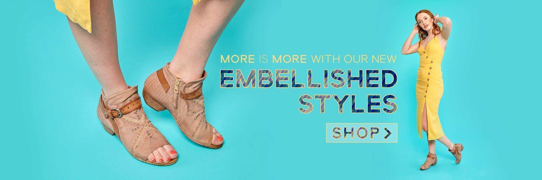 Embellished styles