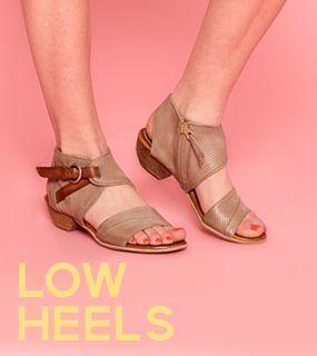 Miz Mooz Low Heels