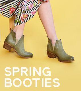 Miz Mooz Spring Booties