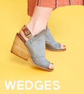Miz Mooz Casual Wedges